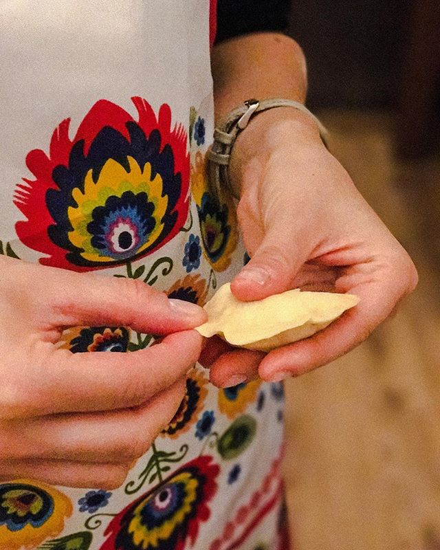 Wouldn't be so nice to learn how to make a a delicious pierogi from Polish grandmother? 😍 Join our upcoming pierogi class on 21st July. For registration drop us a line hello@deliciouspoland.com #pierogi #pierogiclass #deliciouspoland