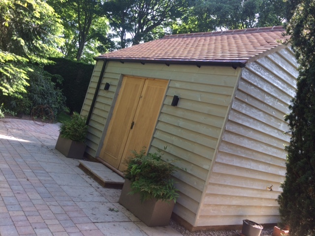 Garden office nottingham