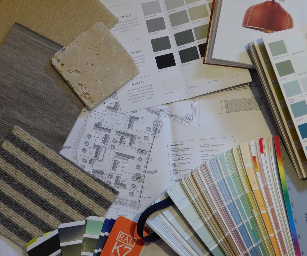Interior design and Interior finishes Nottingham