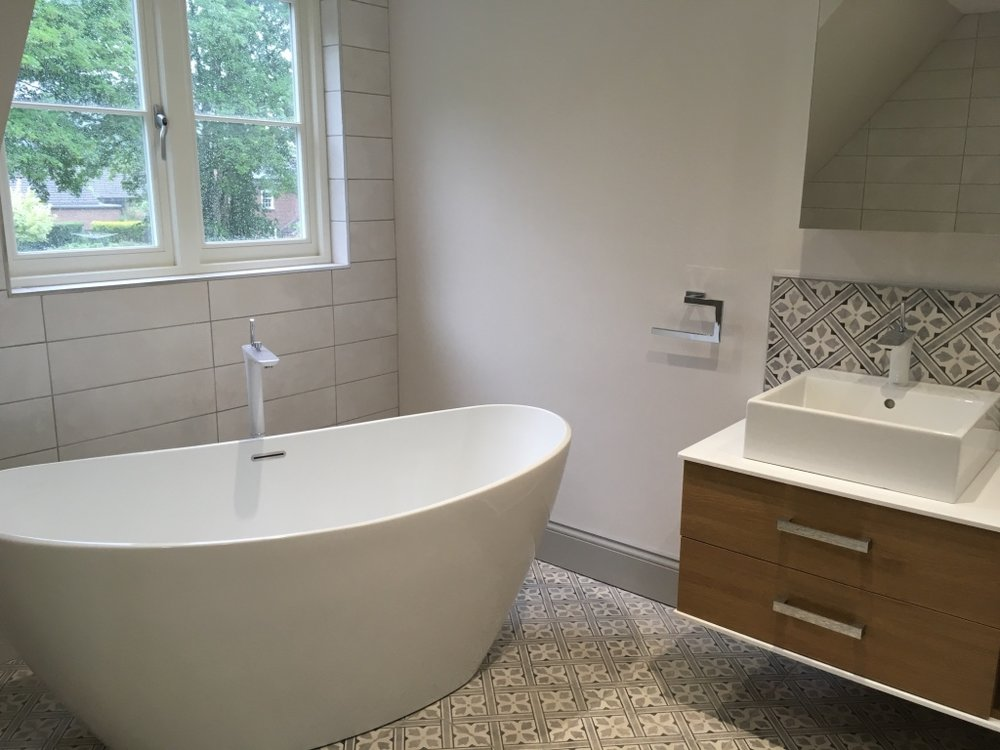 Property re-style Nottingham