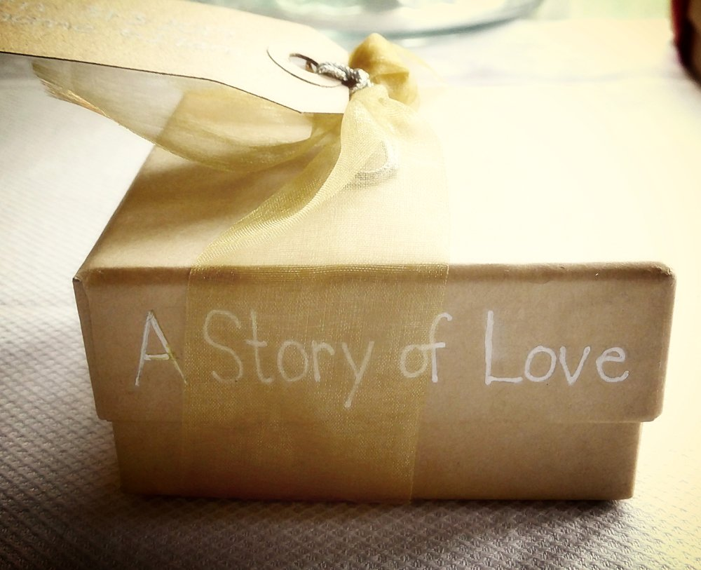 A  'Voice Album' .. like a photo album but with stories, told by those who lived and remember them.   Use special boxes, books, cards and include personal items that hold special meaning, such as fabrics, charms, scents.   -