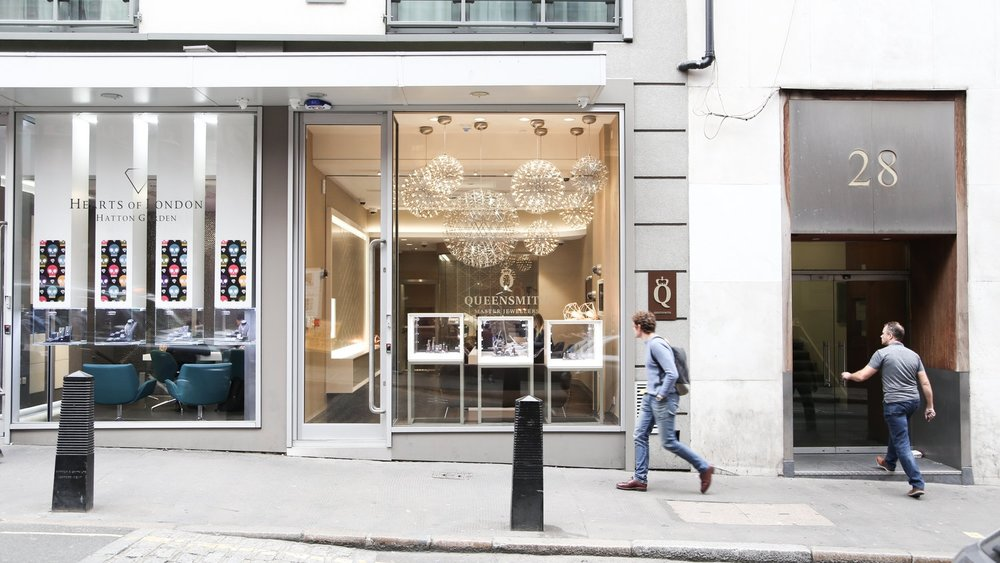 Queensmith Master Jewellers - Hatton Garden