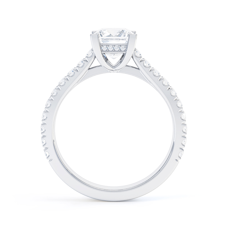 FANCY SHAPEENGAGEMENTRINGS -