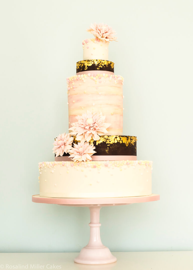Top 10 Bakeries For The Ultimate Wedding Cake | Hatton Garden ...