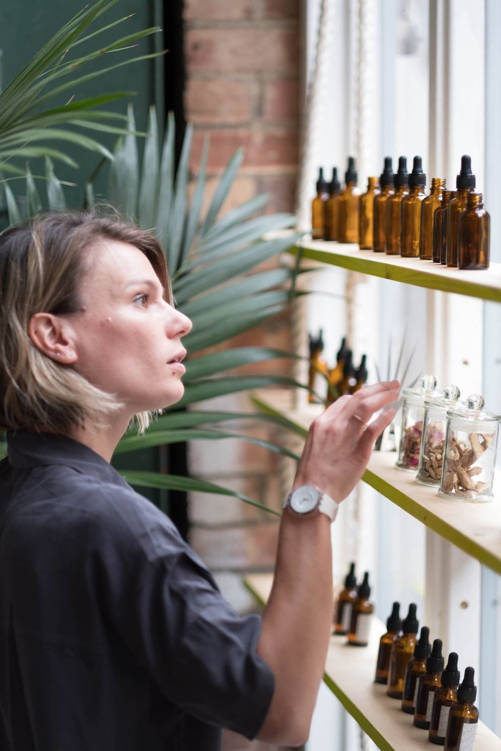 Founder Emmanuelle Moeglin. Photo Credit  Experimental Perfume Club