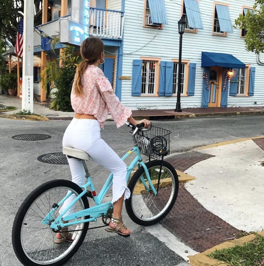 @milliemackintosh  exploring Key West, Florida Keys