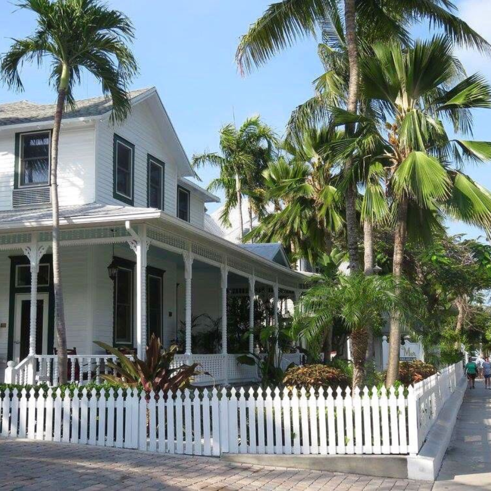 The tropical climes of Florida Keys  @traveltales__elena