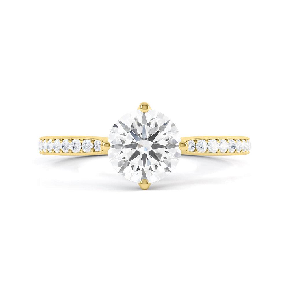 Loren-Pave-Engagement-Ring-Hatton-Garden-Floor-View-Yellow-Gold.jpg