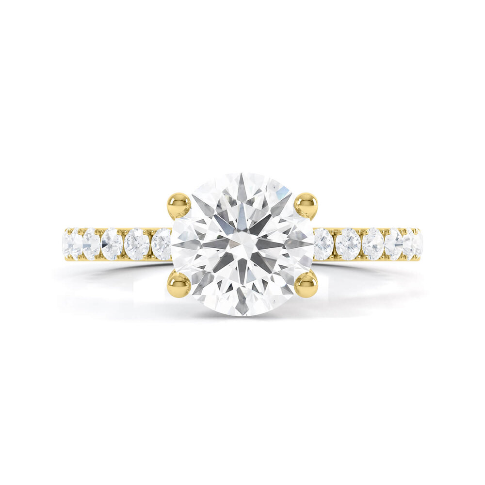 Harlow-Scallop-Engagement-Ring-Hatton-Garden-Floor-View-Yellow-Gold.jpg