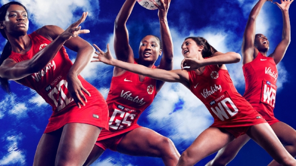 Nike and England Netball's new partnership is hoping to take the sport to the next level