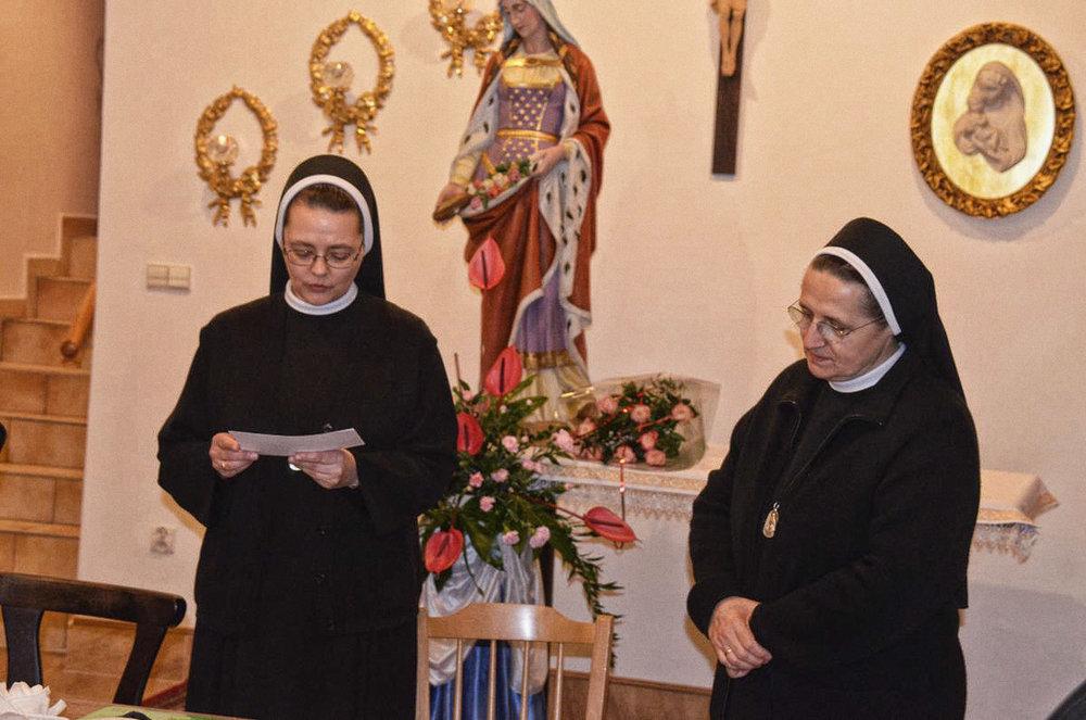Siostra M. Anastazja Surowiec III Radna