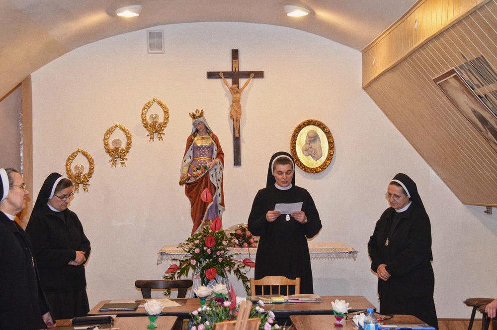 Siostra M. Katarzyna Mróz IV Radna