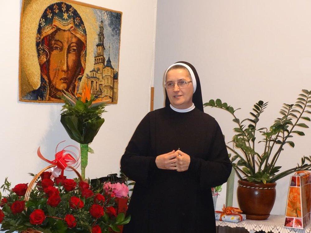 Siostra Prowincjalna M. Samuela Kamińska