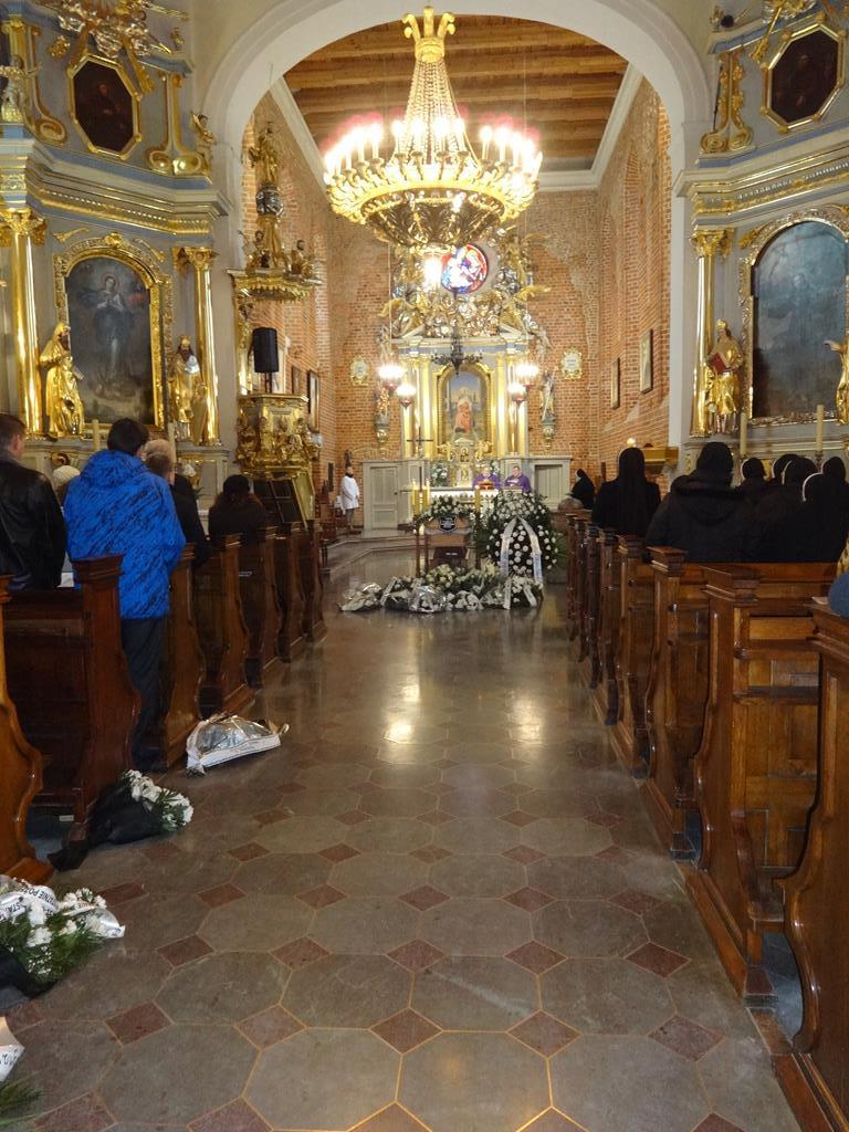 Kościół św. Katarzyny na Służewie