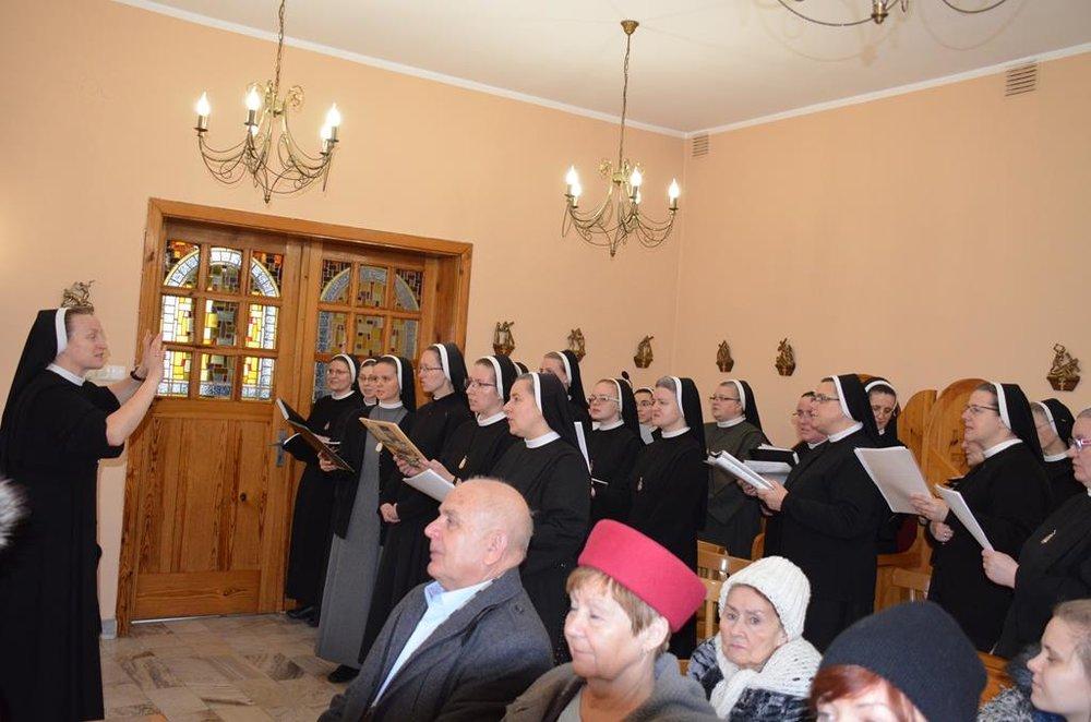 Kaplica w Puszczykowie