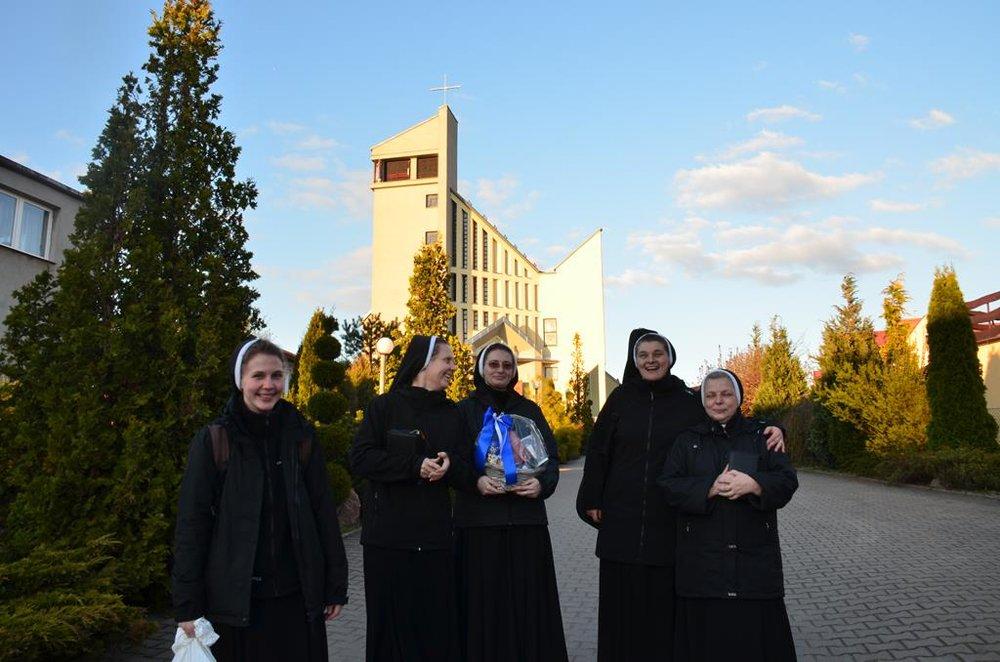 Parafia św. Maksymiliana Kolbe w Gizycku
