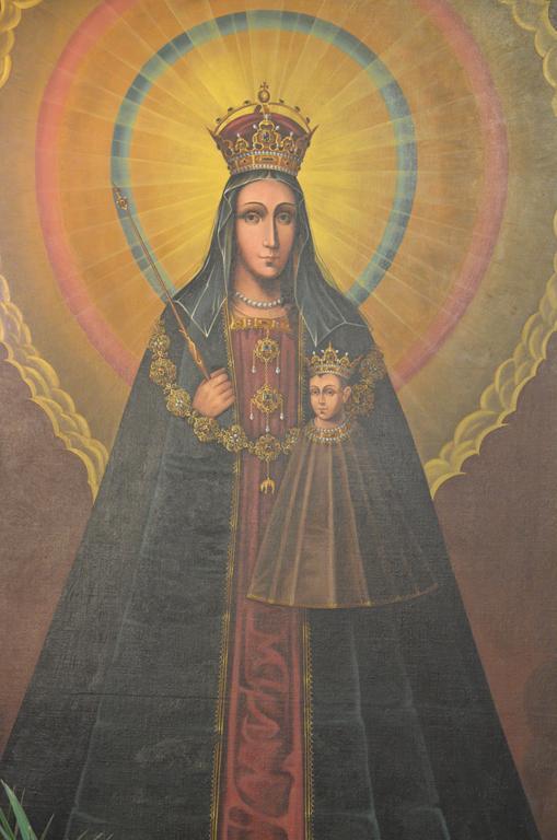 Matka Boża Gregoriańska - Kodeńska