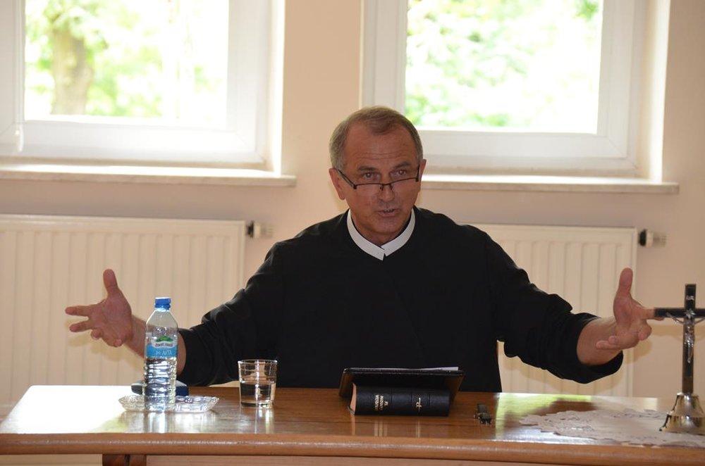 o. Ryszard Bożek CSSR