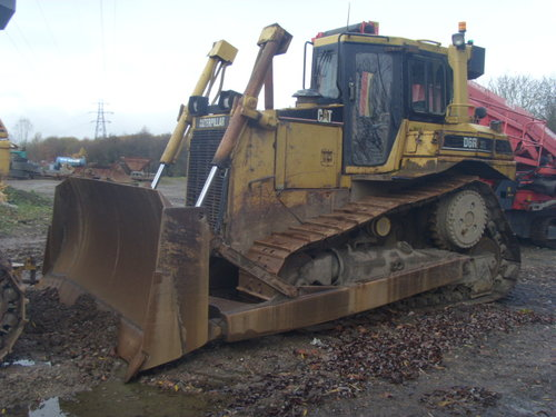Used Caterpillar Plant for Sale — Ground Work Contractors In
