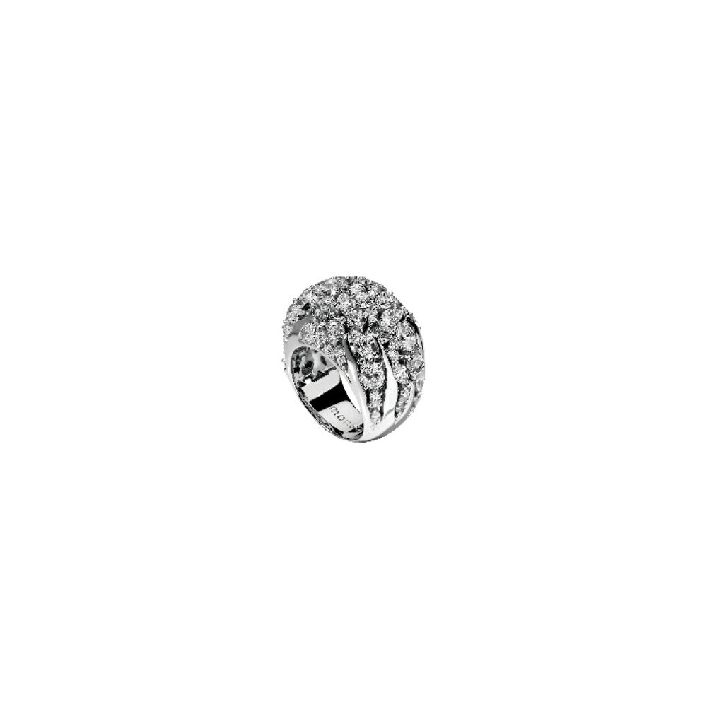 Arbre Limited Edition ring White gold and diamonds - Price on Demand