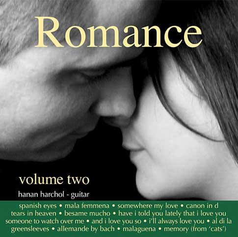 Romance Volume 2 CD