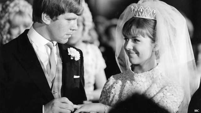"Phil gets hitched in The Newcomers (1965-1969), the BBC's most successful soap before Eastenders.  When Ingrid watched this particular episode on 1 September she described it as ""deadly!"""