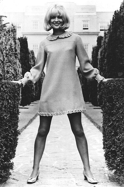 Judy Geeson in The Newcomers