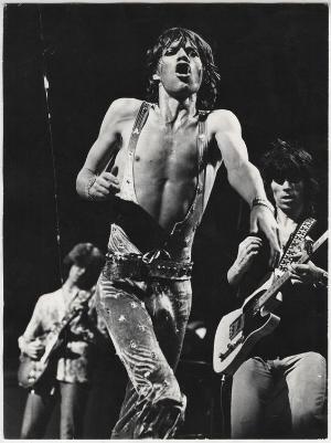 Mr Jagger