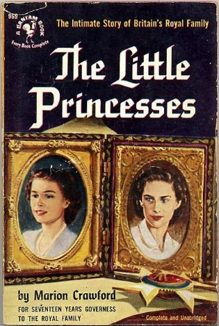 Full of  photos of two sisters (hence of interest to me)  and written by the royal nanny