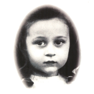 Michel Polnareff aged 3
