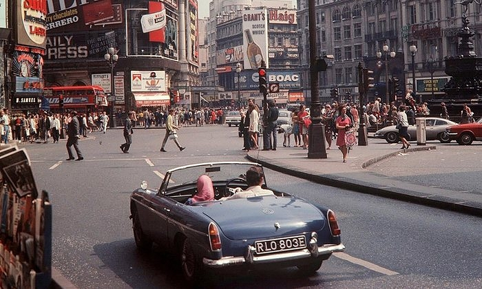 Piccadilly, 1967