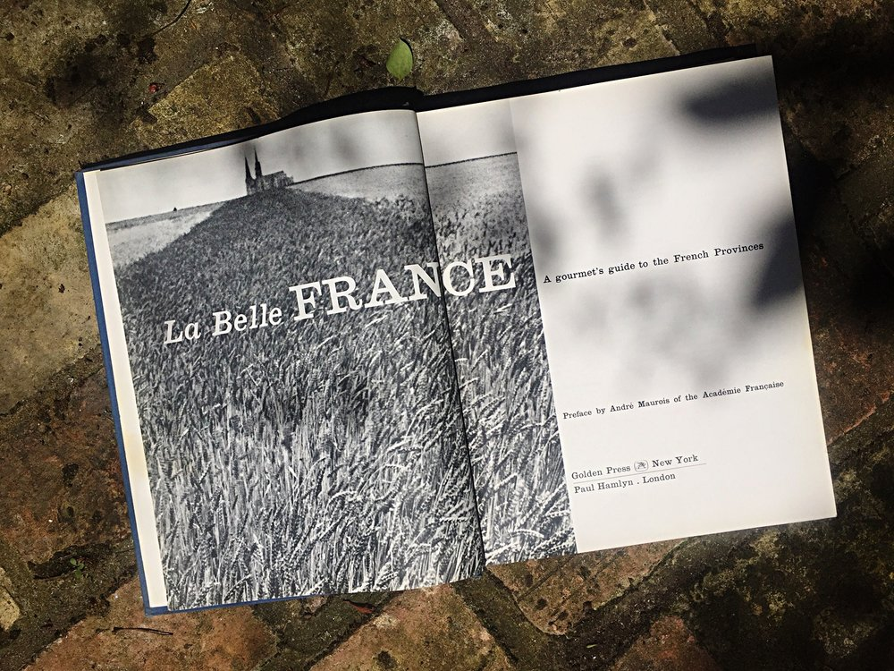 'La Belle France', published by Paul Hamlyn, 1964