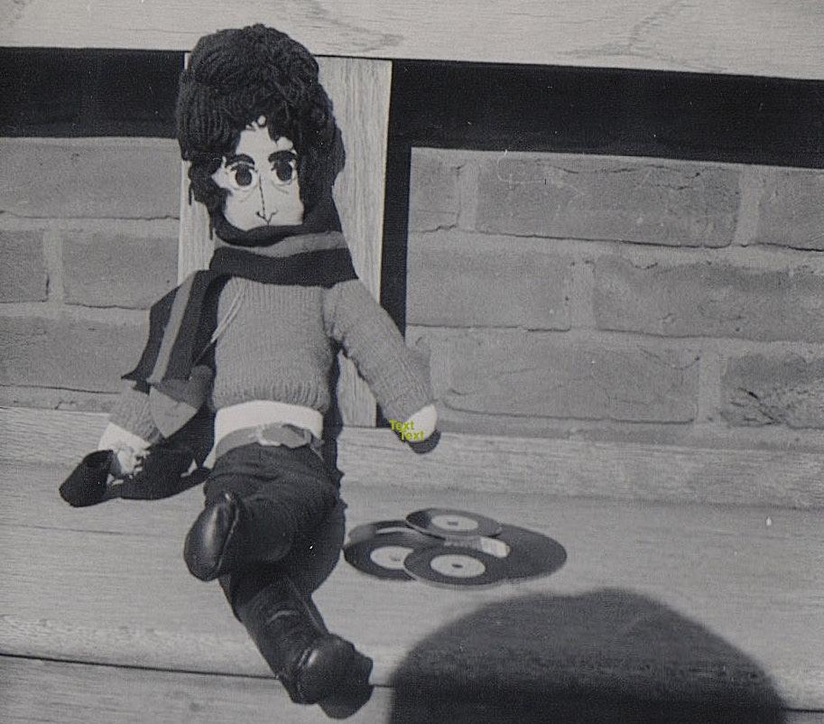 "Poldo - the ""staggering"" Polnareff  doll"