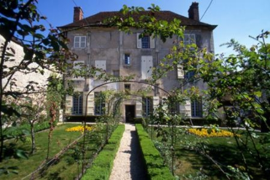 The house in which Jean de la Fontaine wrote 239 fables