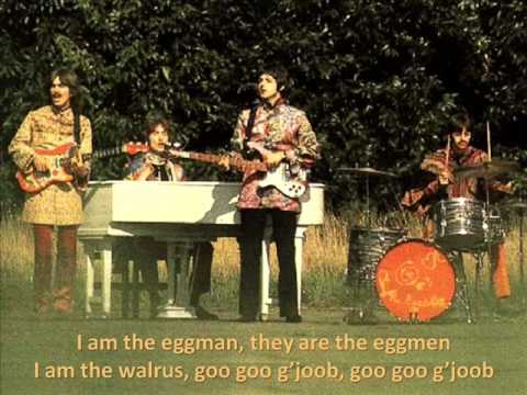 As featured on the Beatles' The Magical Mystery Tour,  broadcast  on Boxing Day, 1967
