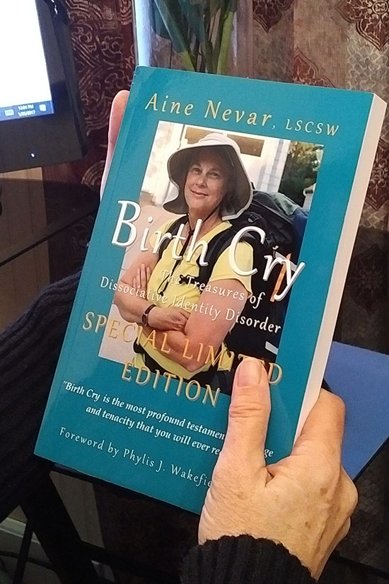 The first copy of Birth Cry