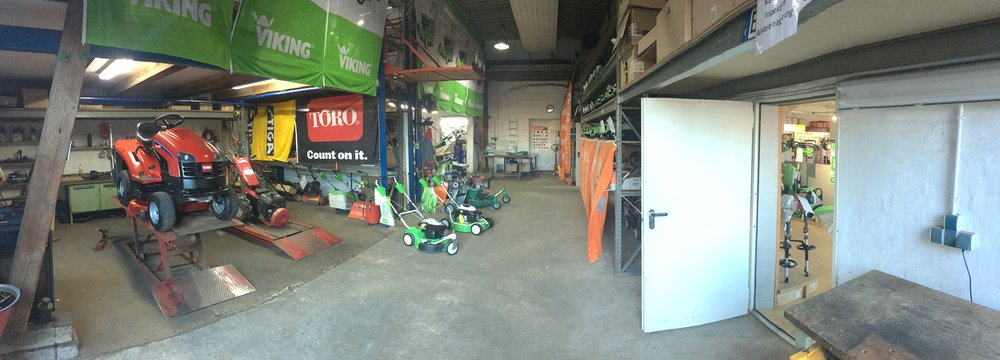 Werkstatt Motorgeraete