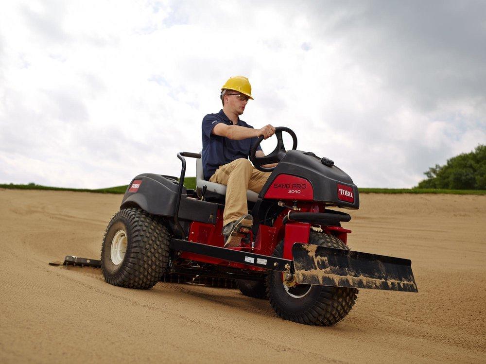 TORO - Sand Pro 2040Z - 5040
