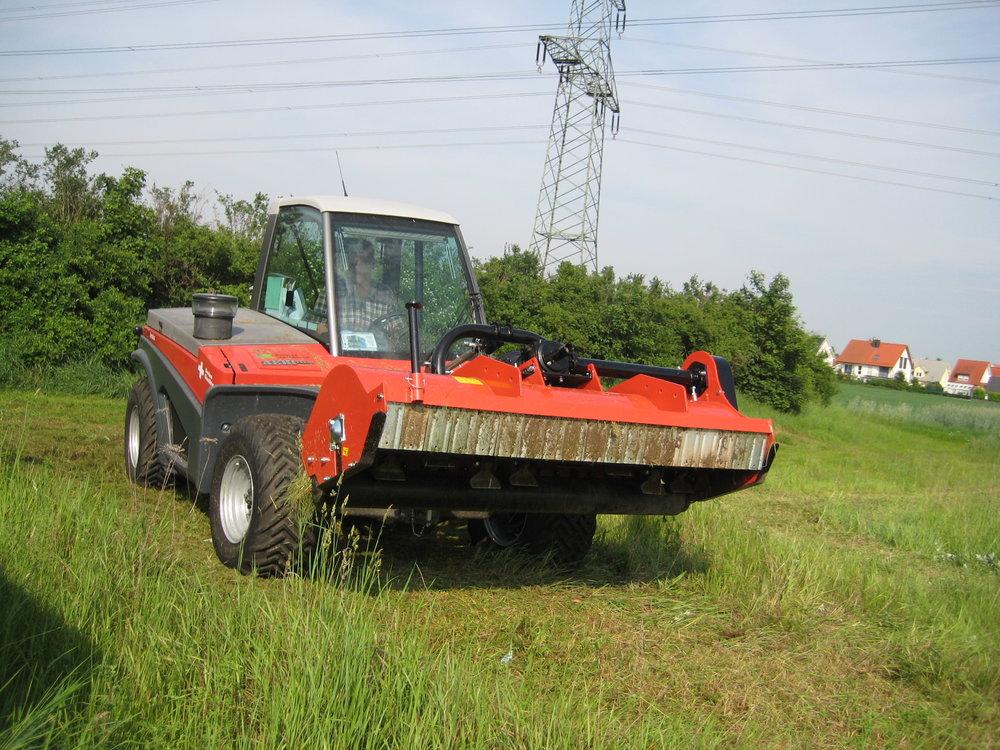 AGRITEC - GS50 Schlegelmulcher