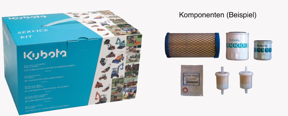 Kubota Service Kit