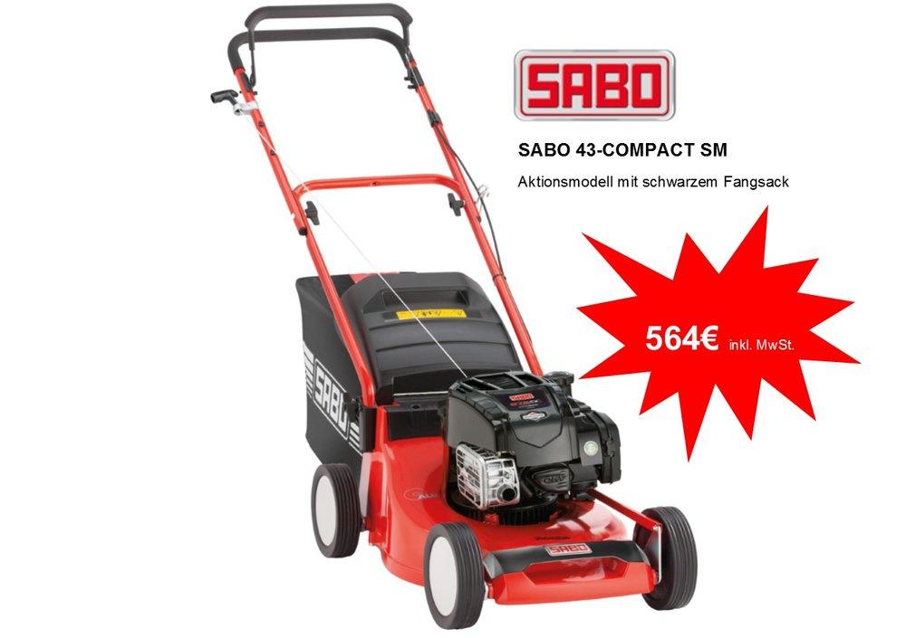 SABO 43-COMPACT SM