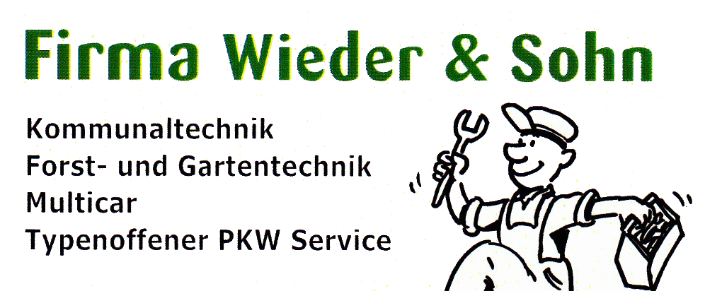 Firma Wieder & Sohn