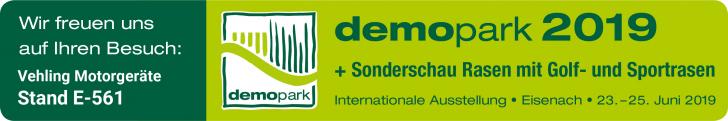 DemoPark Vehling Motorgeräte E-561