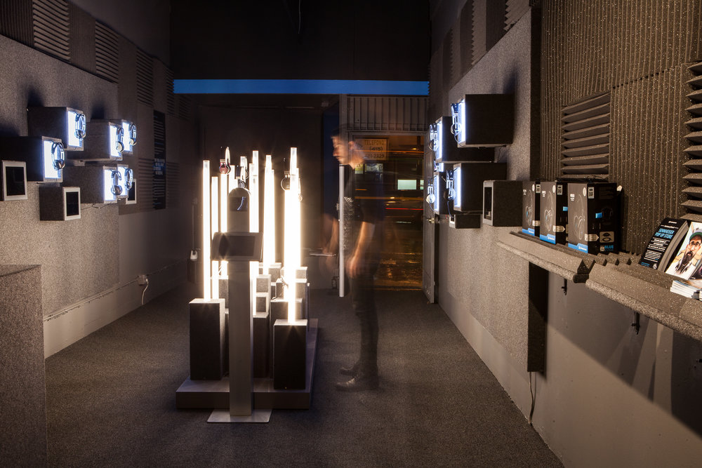 SENNHEISER - USA POP-UP STORE CONCEPT + EXECUTION