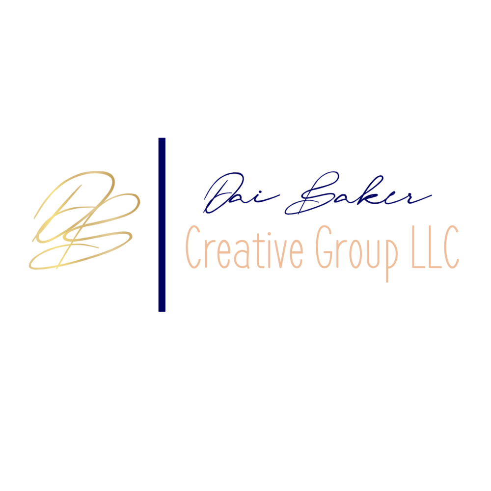 Dai Baker Creative Group LLC  is a small creative marketing and branding agency producing big results. We build amazing brands that speak to any potential customer in general and your target audience in particular. We believe in telling great stories, your story, told in a way in which you can be proud and achieve profitable results. We offer branding, marketing, graphic and web design services.   iG:  @daibakercreativegroup   Website:  daibakercreativegroup.com