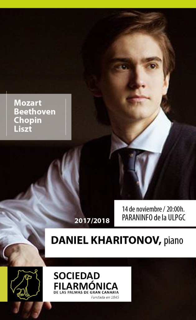 "[PROGRAM]  Mozart: Fantasia 2 minor K.397  Beethoven : piano sonata No.14 ""Moonlight""op.27-2  Beethoven : piano sonata No.23 ""Appassionata""op.57  Chopin: Ballad No.1 in G minor op.23  Chopin: Nocturne No.2 E flat major 9-2  Chopin: Impromptu No.1 A flat major Op.29 Chopin: Nocturn No.20 C- sharp Minor  Chopin: Polonaise No.6 a-flat major ""Hero"" op.53  Liszt: Libestraum No.3 a-flat major  Liszt: Hungarian Rhapsody No. 2 in C-sharp minor"