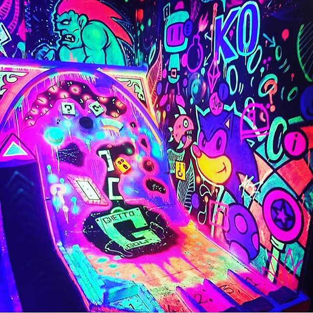 💥 We are already booking up around Xmas!! Don't miss out, book your Xmas party now www.ghettogolf.co.uk or email bookings@ghettogolf.co.uk for party package details!! 💥 . . . Cheers for the snap @shelly__green don't forget to tag us for a feature!!