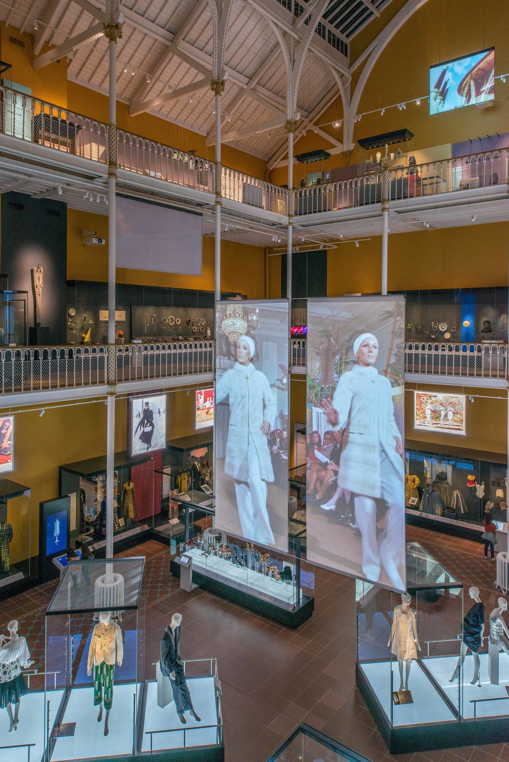 New Science & Technology, Art & Design and Fashion Galleries, NMS, Edinburgh. HLF award £4.8m