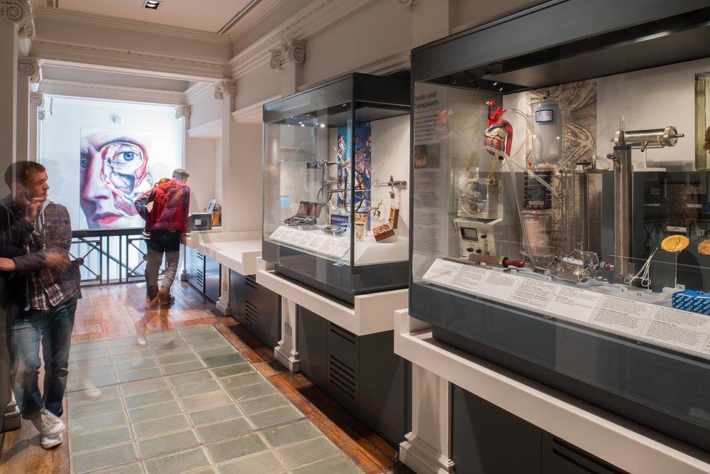Royal College of Surgeons' Museums, Edinburgh. HLF award £2.8m