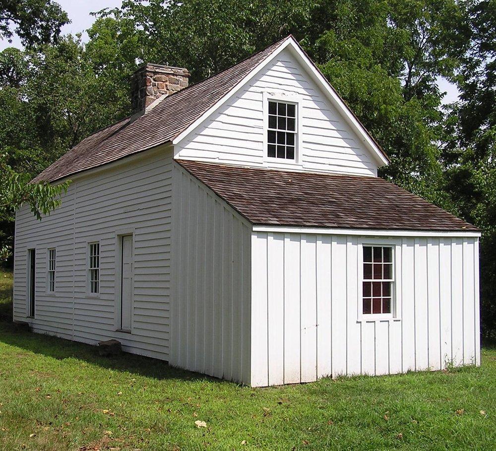 Thornberry House hsr antietam national battlefield  2007.jpg